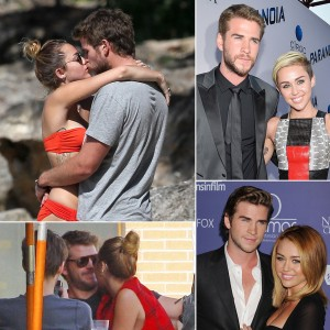 Miley-Cyrus-Liam-Hemsworth-Cutest-Pictures