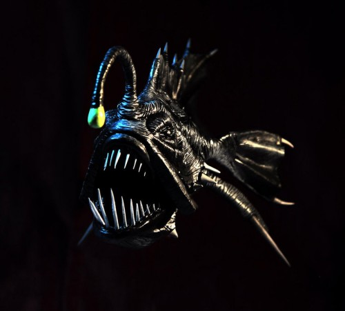prehistoric_angler_fish___painted_by_heliot8-d5vd7ru