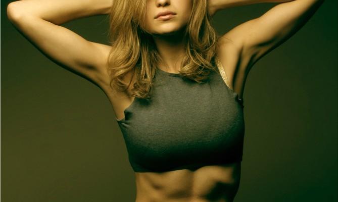girl-athlete