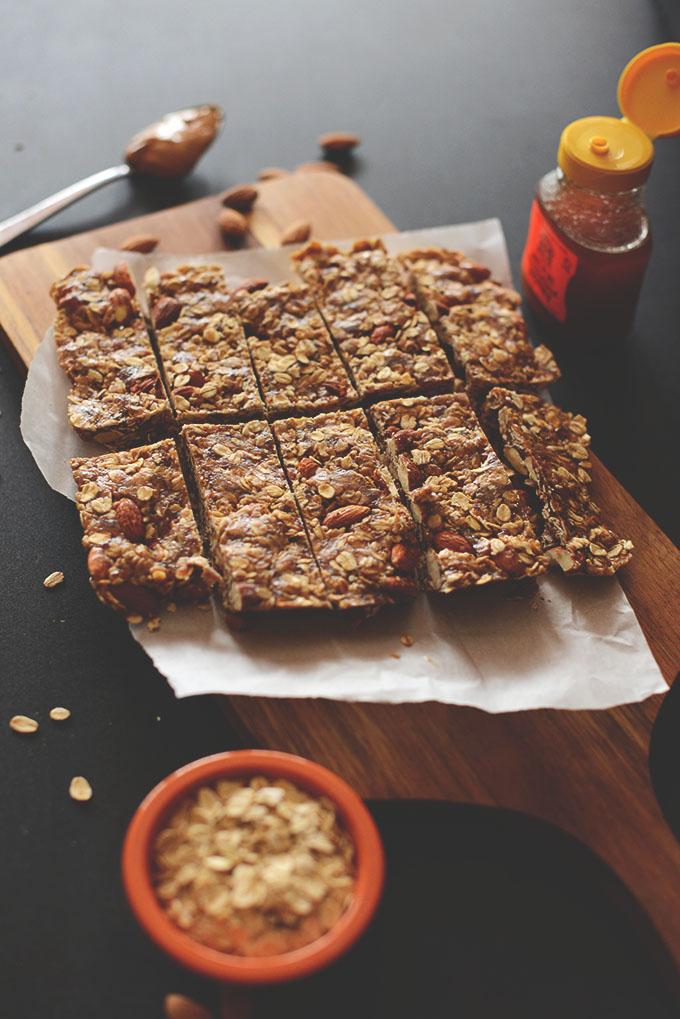 Healthy-Easy-Granola-Bars-JUST-FIVE-INGREDIENTS
