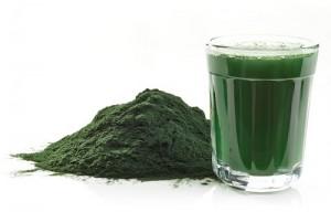 Spirulina-detox-breakfast-drink