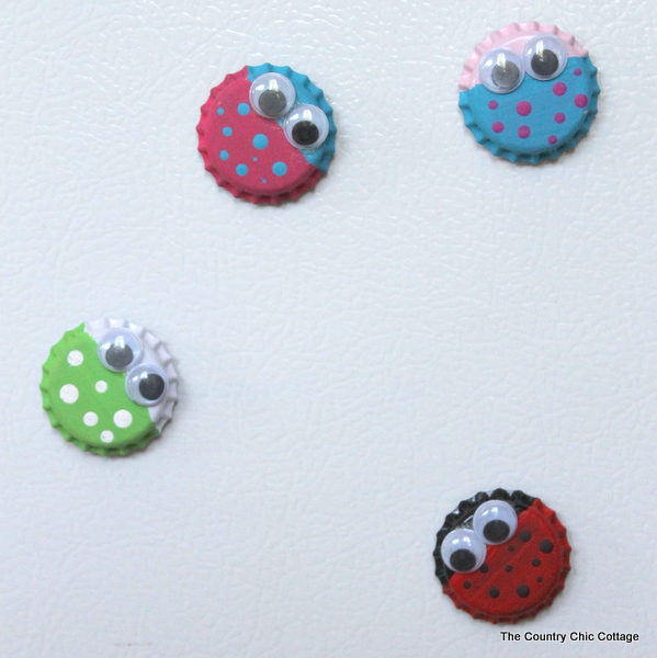 bug magnet kids craft