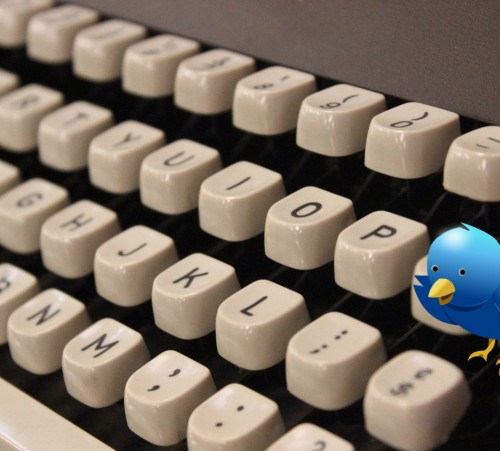 twitter-typewriter