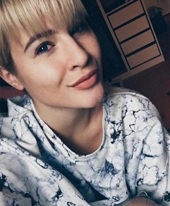 Kathrina (mynd: Instagram)