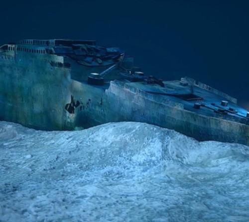 titanic forsi