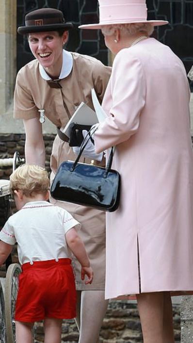 Norland barnfóstra Kate og Williams