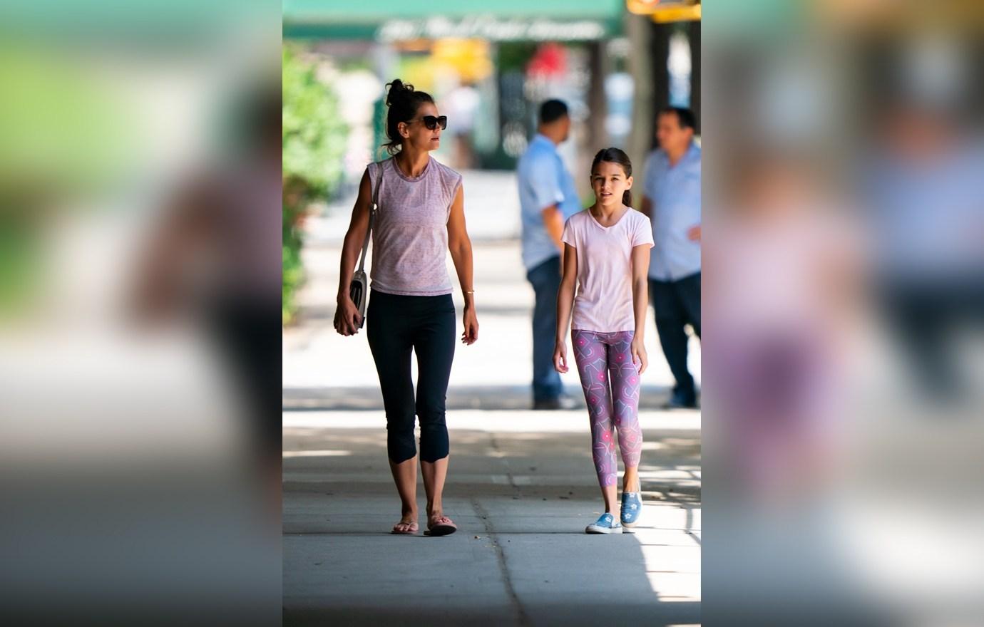 Celebrity Sightings In New York City - July 22, 2019
