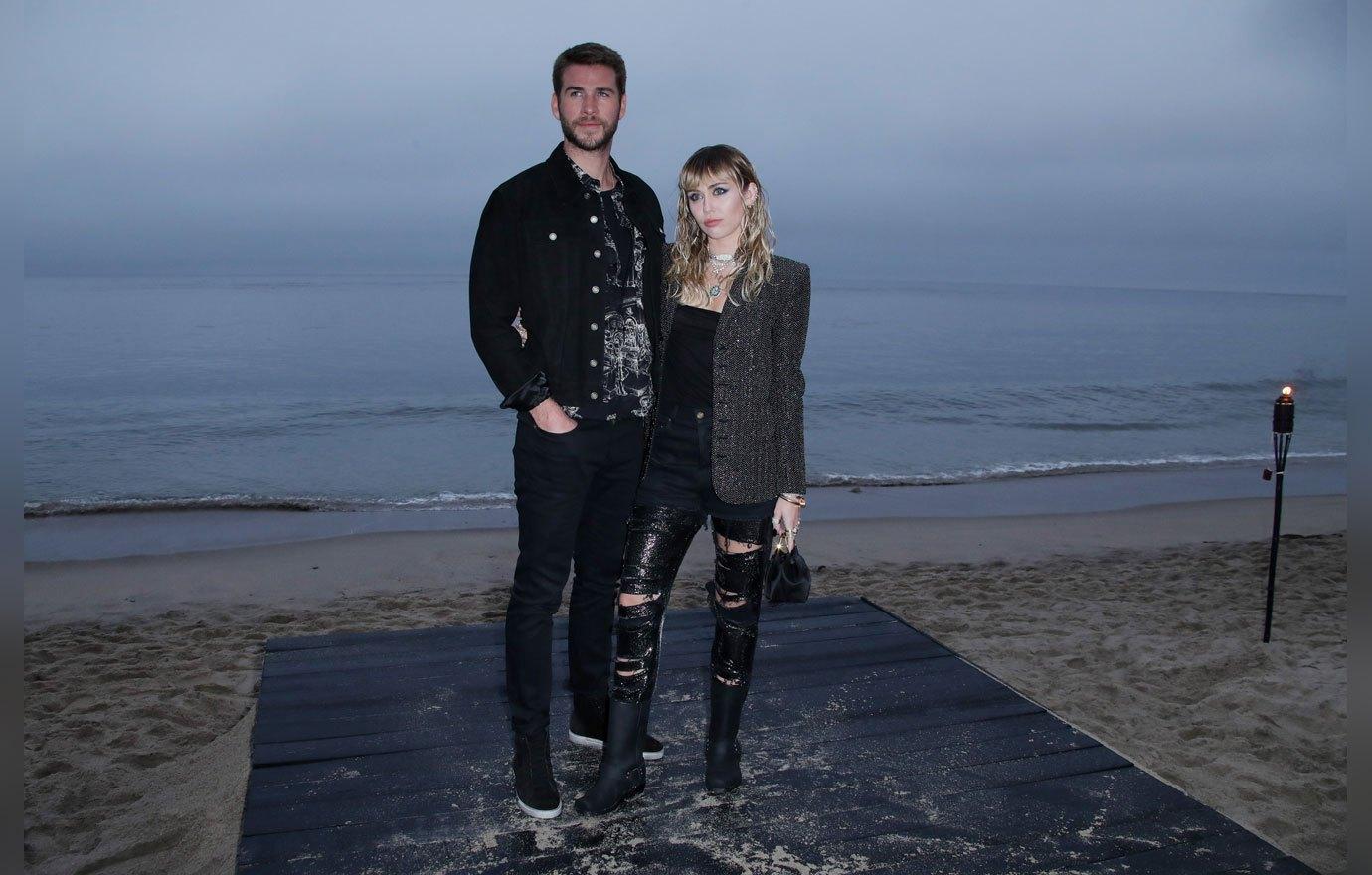Miley og Liam