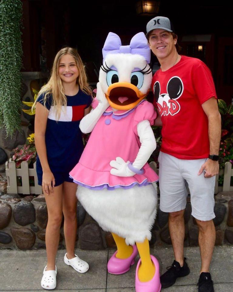 Feðradagurinn í Disney World