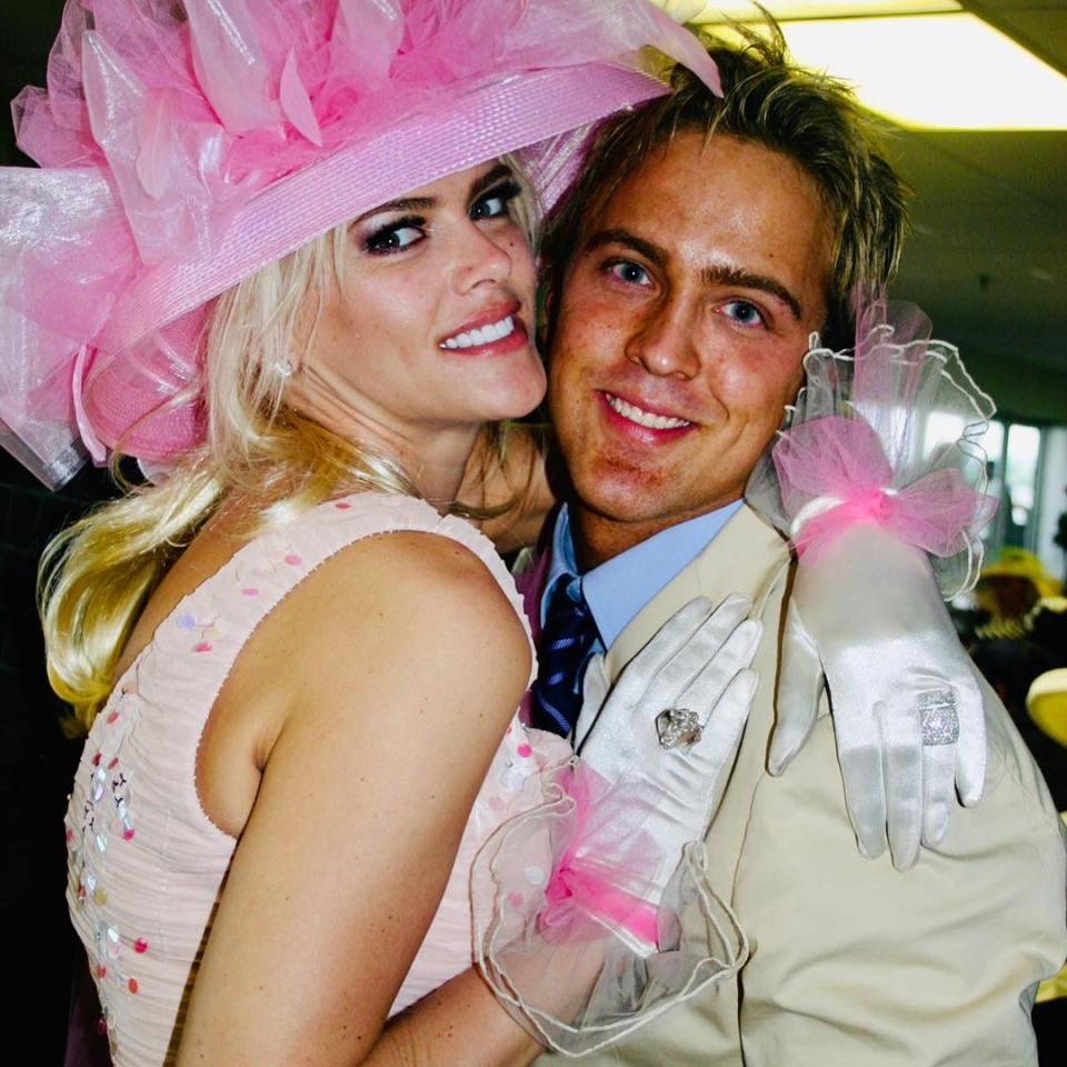 Anna og Danny