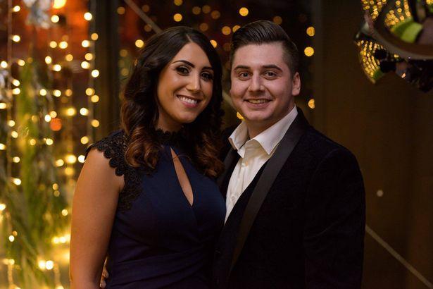 Michael og Saima